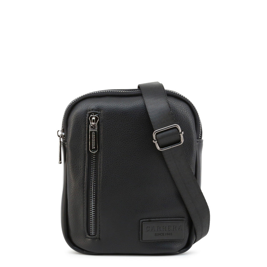 Marsupio borsa a tracolla per uomo  Carrera Jeans - WILLIAM_CB3522  nero