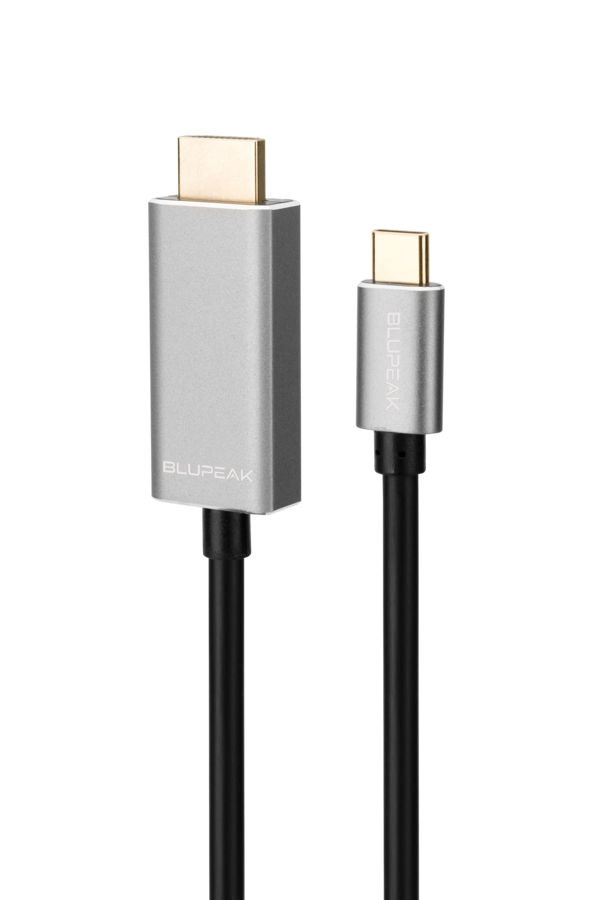 USB-C to HDMI 2M Cable