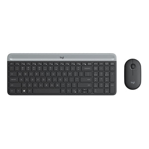 Logitech MK470 Slim Keyboard and Mouse