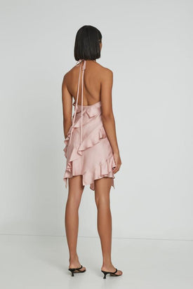 Maggie Marilyn - In Your Dreams Silk Dress, Pink