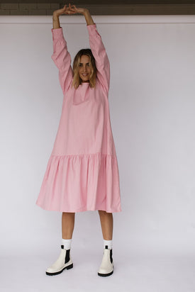 Nice Martin - Chester Dress, Lolly Pink