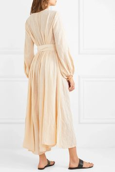 Kalita Gaia Wrap Maxi Dress