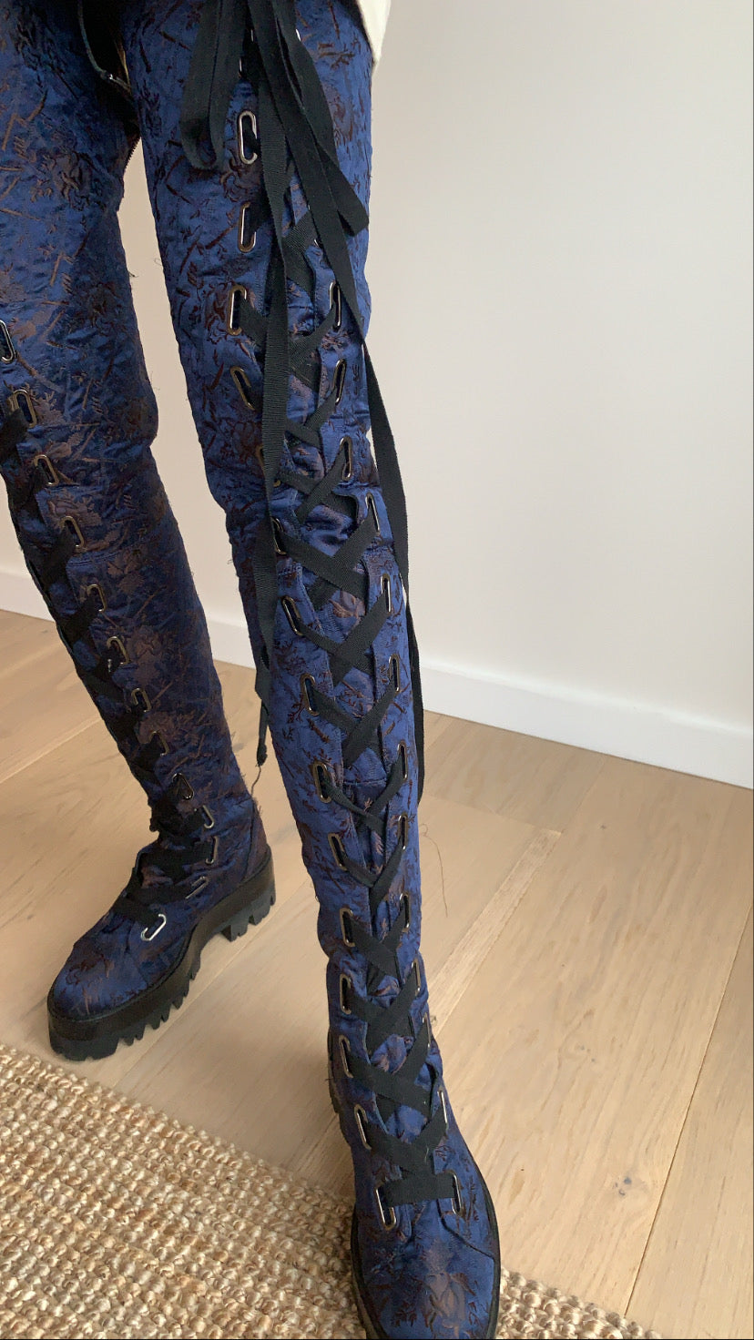Ellery Thigh High(er) Boots