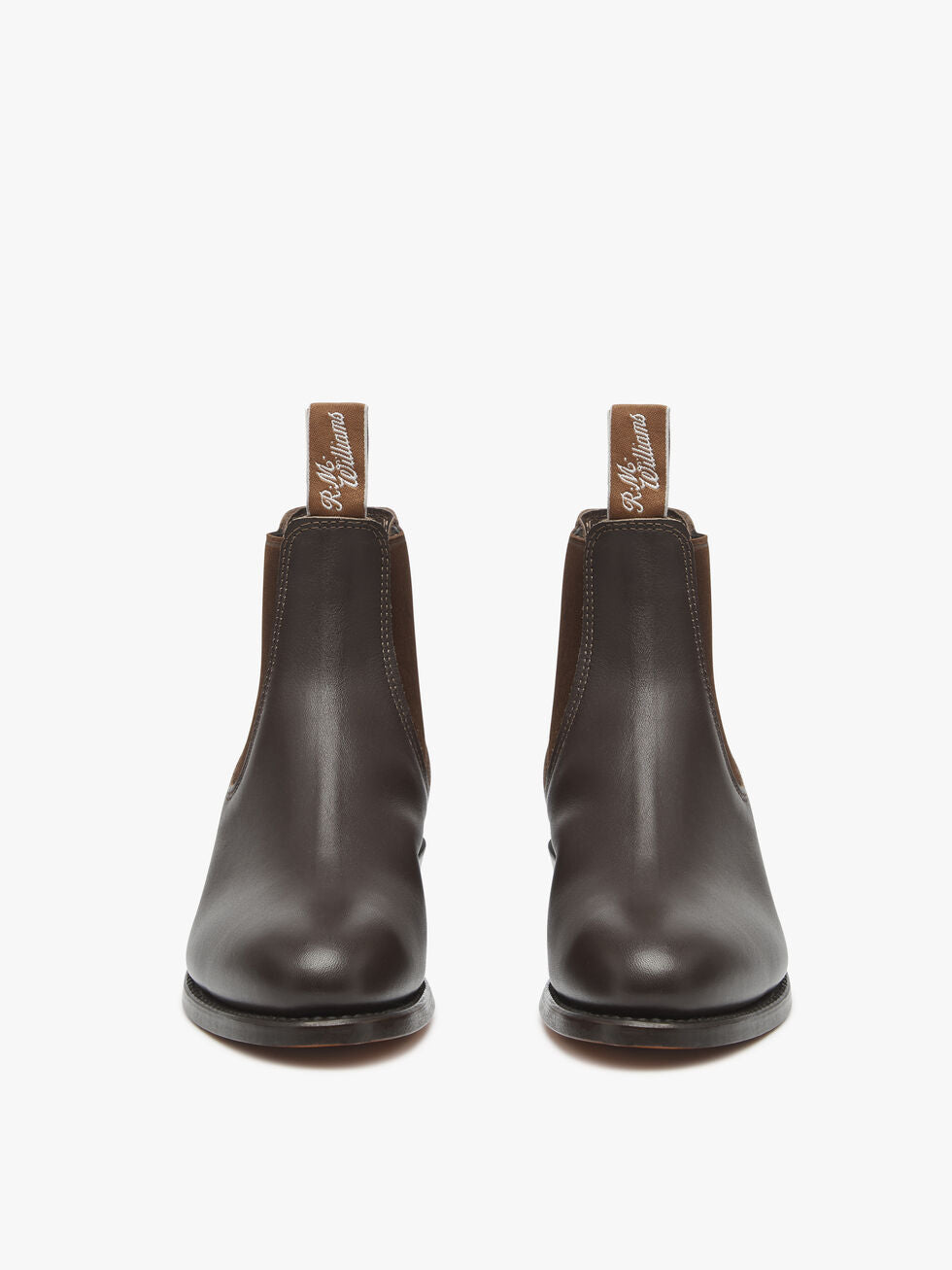 RM Williams - Lady Yearling Boots, Chestnut