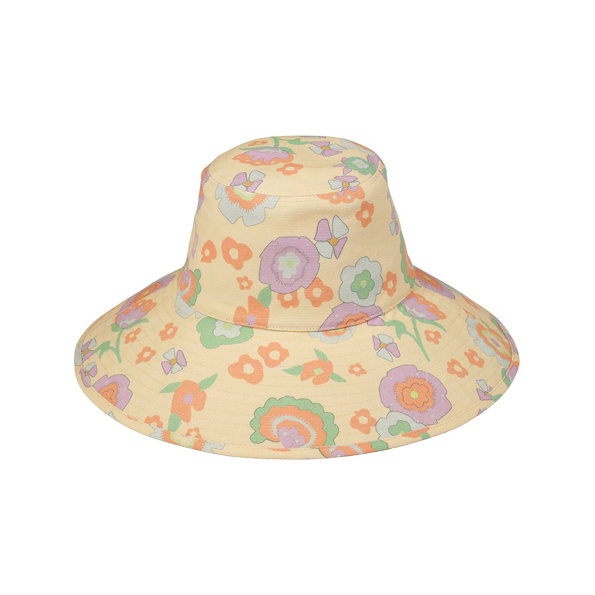 Lack of Colour Holiday Bucket - Retro Floral
