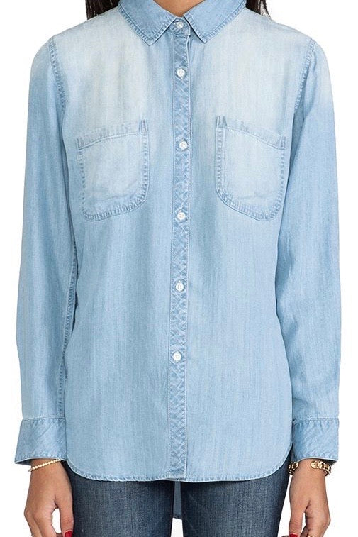 Rails Carter Denim Button Down