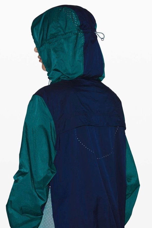 Lululemon x Roksanda 1/2 Zip Spray Jacket