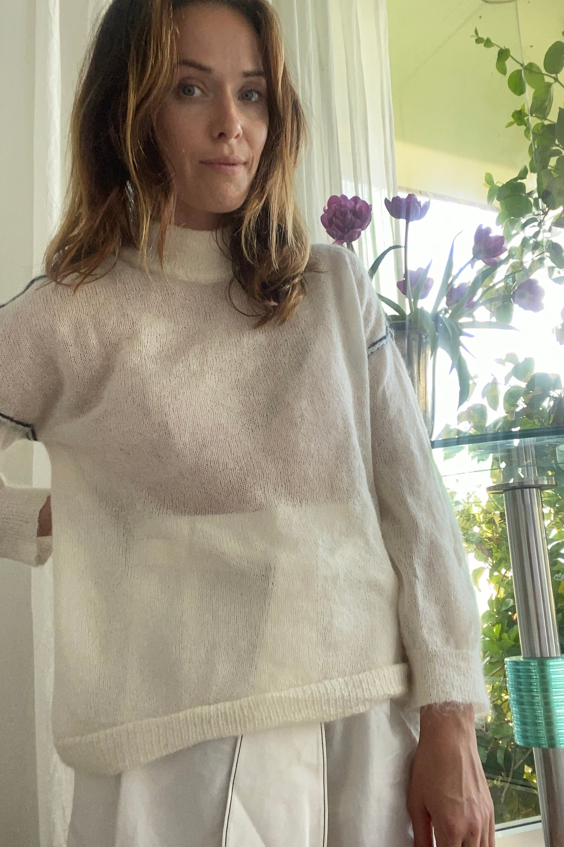 Marle Lightweight Jumper
