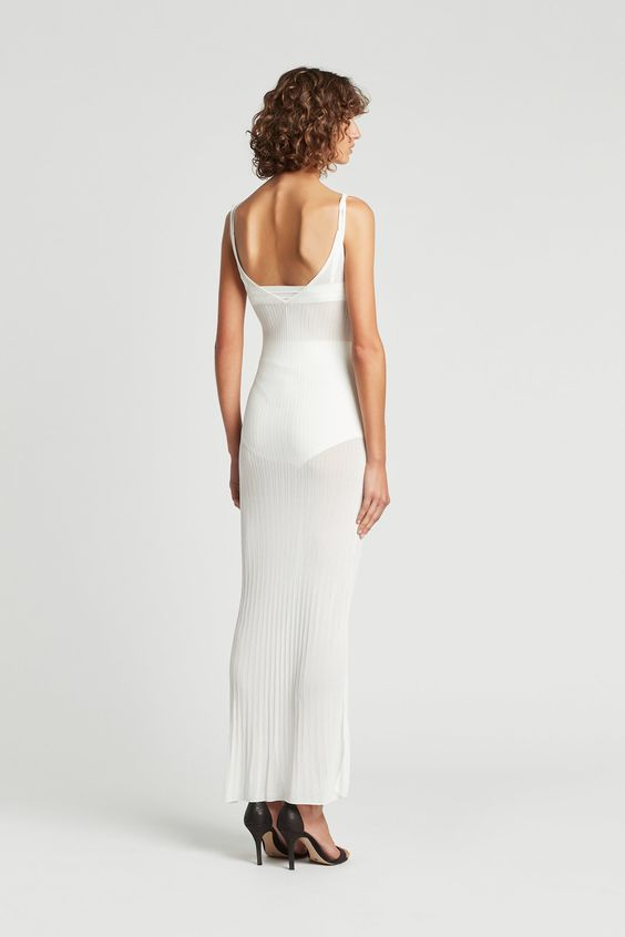 SIR The Label Ida Midi Dress