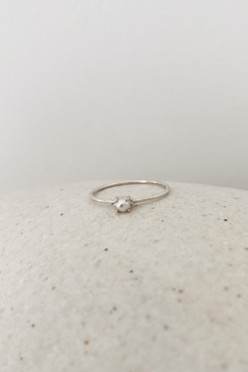 Natalie Marie - Dawn Ring, Sterling Silver - Worn For Good