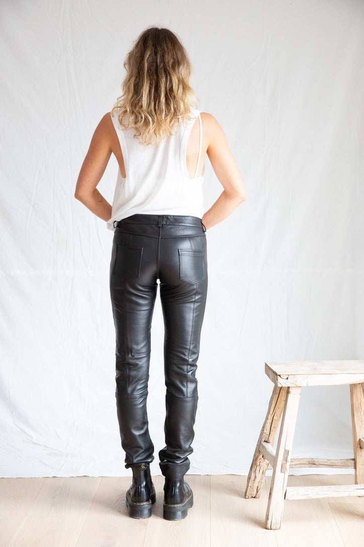 Tome Leather Pants