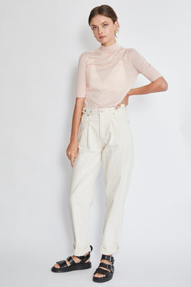 Jil Sander fine knit top