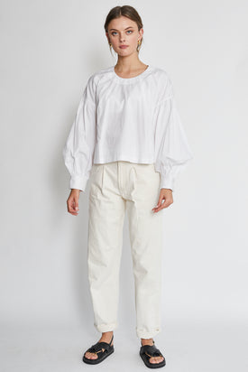 Rachel Comey Woolf Full Sleeve Blouse