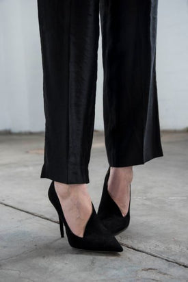 Zara Woman Pointy Toe Pumps