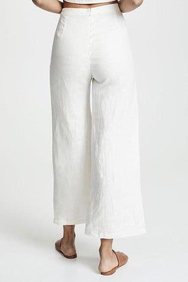 Faithfull the Brand Scelsi Pant - Ecru