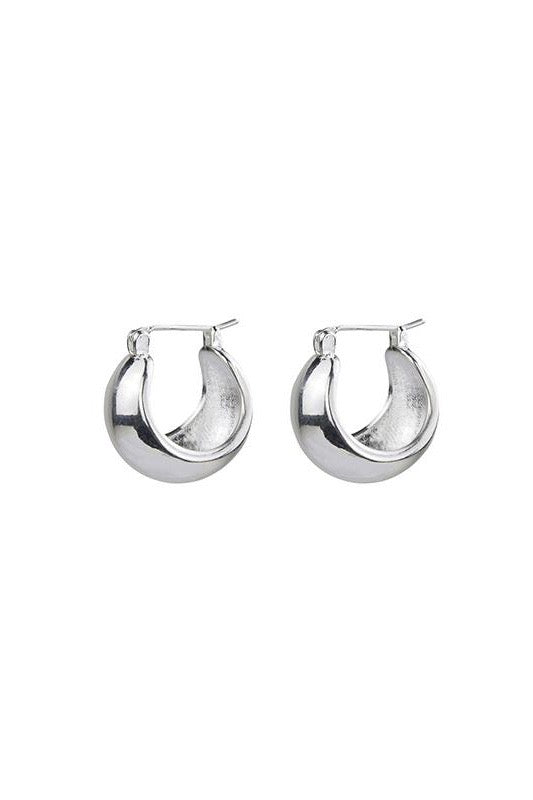 Brie Leon Sierra Earrings - Silver