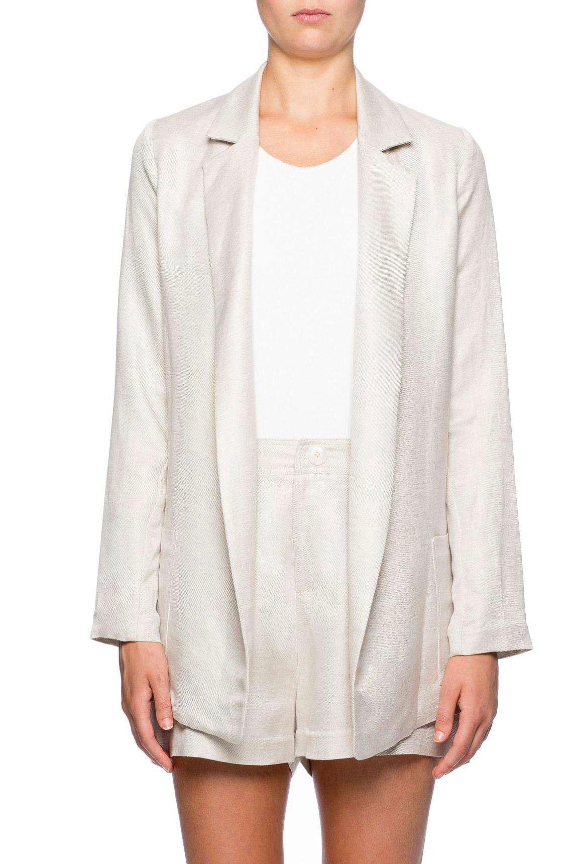 Viktoria and Woods Testament Blazer - Beige