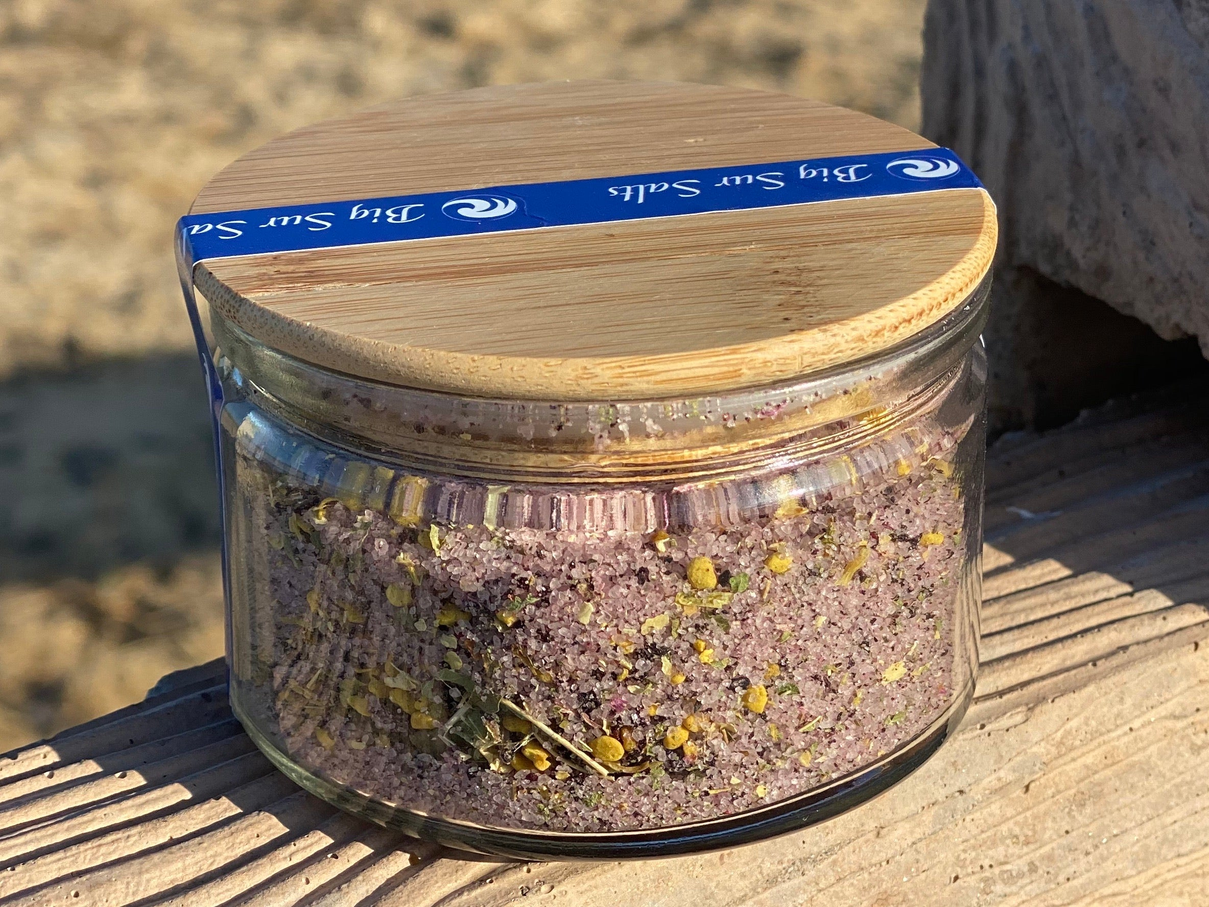 Big Sur Sea Salts