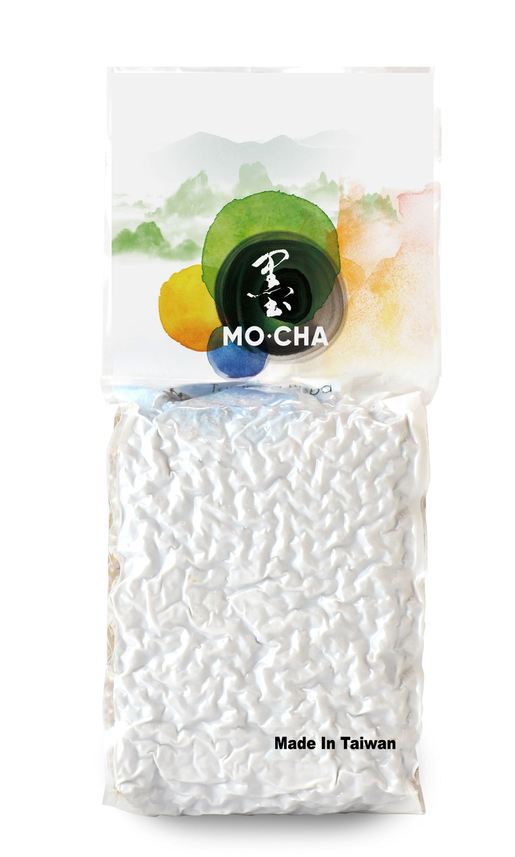 2.5 Large Black Tapioca Boba Sample Pack