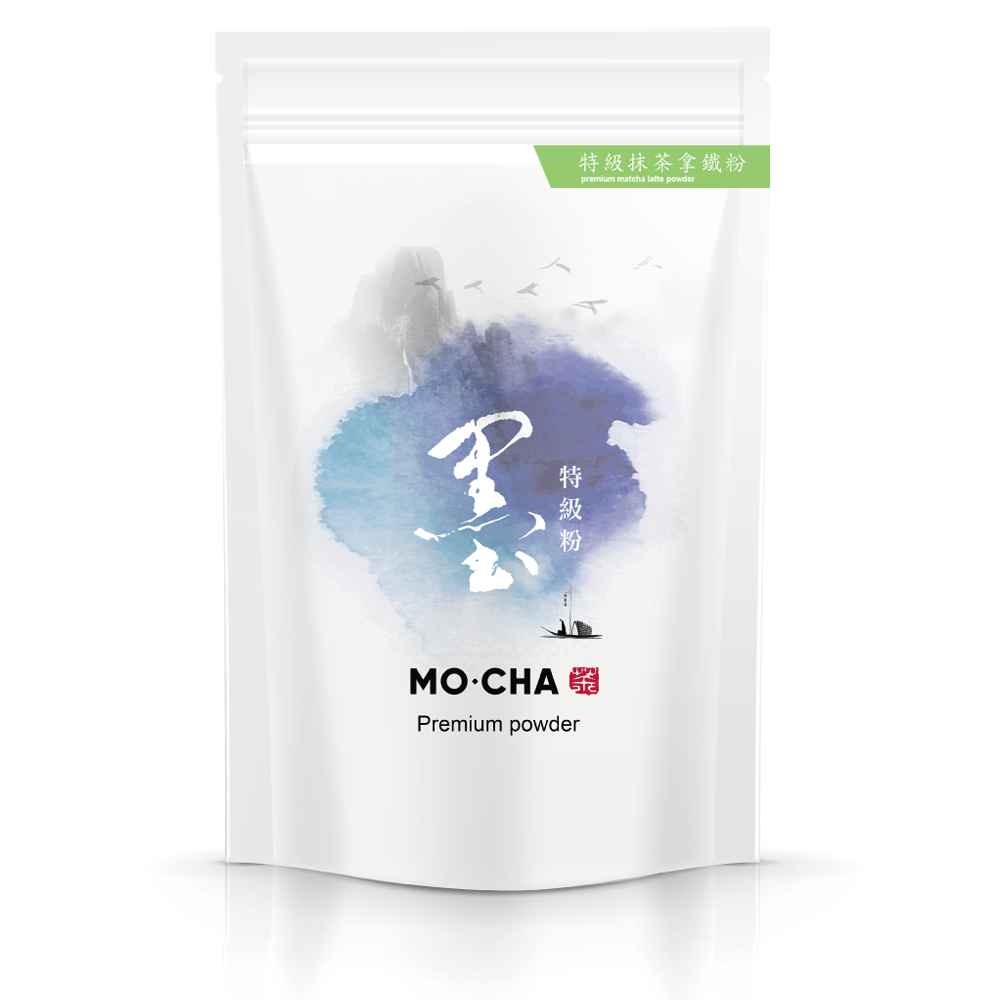 Premium Matcha Latte Powder Sample Pack