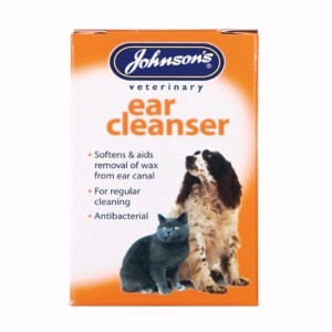Johnson's Ear Cleanser for Cats and Dogs