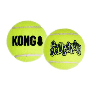 KONG SqueakAir Balls Medium Dog Toys 3 Pack