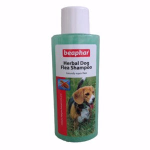 Beaphar Herbal Dog Flea Shampoo