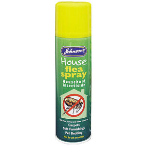 Johnson's Household Flea Spray 400ml
