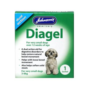 Johnsons Diagel for Very Small Dogs