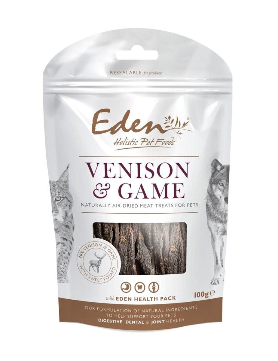 EDEN VENISON AND GAME TREAT