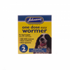 Johnsons one dose wormer for Medium Dogs