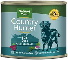 Country Hunter Duck with Superfoods Wet Food
