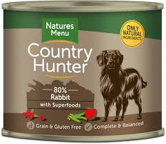 Country Hunter Rabbit with Superfoods Wet Food