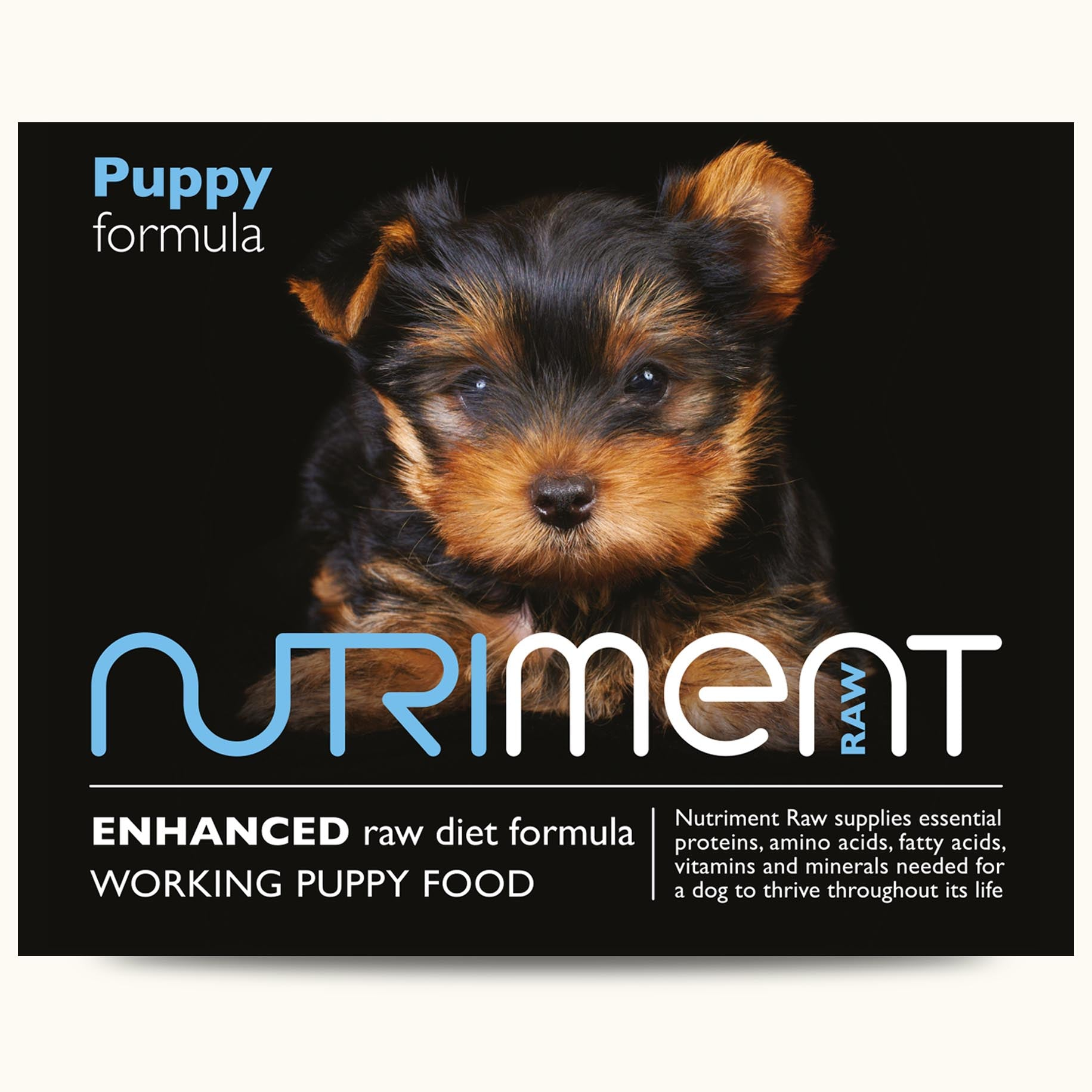 Nutriment Puppy formula – from 6 weeks
