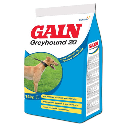Gain Greyhound 20