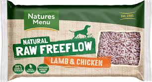 Freeflow Raw Lamb and Chicken Mince