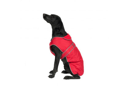 Ancol Muddy Paws Stormguard Coat Red