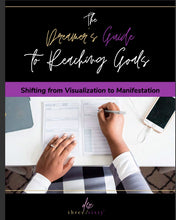 Load image into Gallery viewer, The Dreamer's Guide to Reaching Goals Workbook