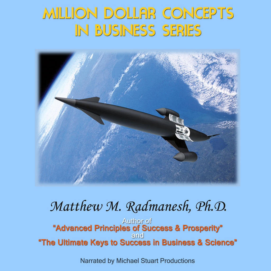 Million Dollar Concepts in Business Series