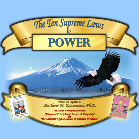 The Ten Supreme Laws to Power