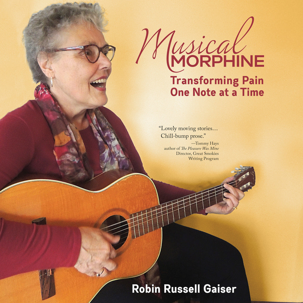 Musical Morphine: Transforming Pain One Note at a Time (MP3 CD)