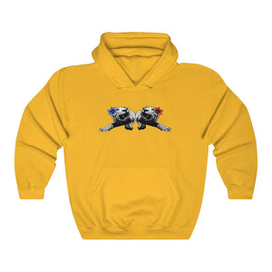 Spirit Twin tiger Unisex Heavy Blend™ Hooded Sweatshirt