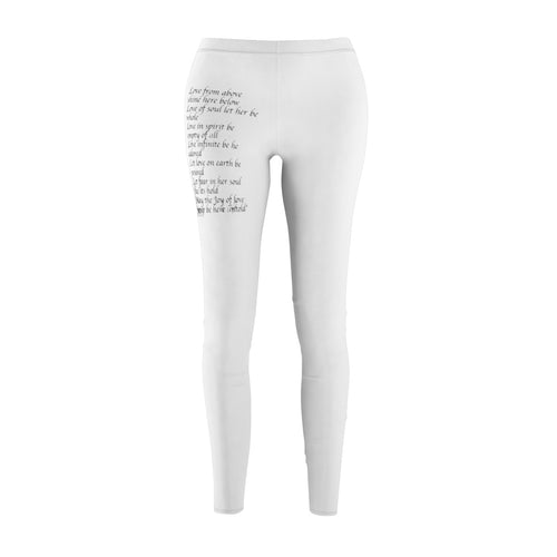 LSP Women's Cut & Sew Casual Leggings