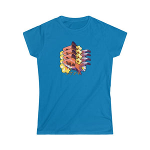 Aquarium Women's Softstyle Tee