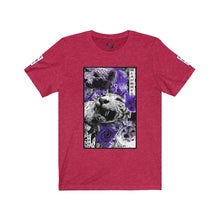 Load image into Gallery viewer, Spirit Purple Unisex Jersey Short Sleeve Tee