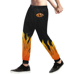 Third Eye Flames sweatpants