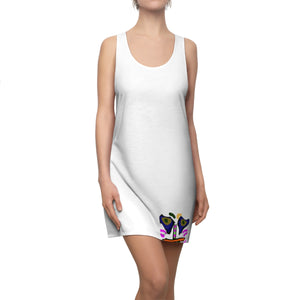 SJC  Women's Cut & Sew Racerback Dress