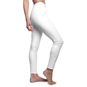 B-Blue Three Women's Cut & Sew Casual Leggings