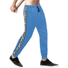 Load image into Gallery viewer, LaGuai Signature Blue Sweatpants