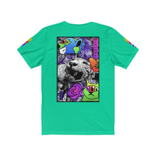 Load image into Gallery viewer, LaGuai Royalty Unisex Jersey Short Sleeve Tee Colour Streetwear